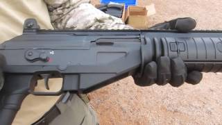 Download IWI Galil ACE Rifle in hands of Israeli SpecOps Instructor Video