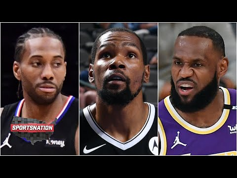 Are the Clippers a playoff sleeper? Do the Nets lack continuity? Will the Lakers be a play-in team?