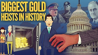 Download The Biggest Gold Heists In History... How To Store Gold Video