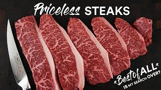 Download Steaks BETTER than WAGYU A5? Is it possible!?| Guga Foods Video
