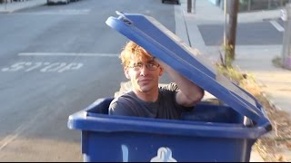 Download Getting Dumped in a Garbage Truck Video