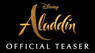 Download Disney's Aladdin Teaser Trailer - In Theaters May 24th, 2019 Video