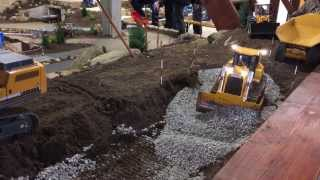 Download Building a road with RC Machines Part 2 Video