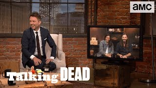 Download 'Why Didn't Tara Kill Jesus?' Highlights Ep. 802 | Talking Dead Video