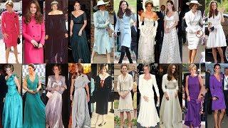 Download 28 Times Kate Middleton Dressed Like Princess Diana | Royal Update Video