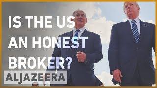 Download Is the US an honest broker between the Israelis-Palestinians? Video