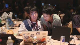 Download 灘高1年率いるチーム健闘 ハッキング競技の世界大会 Video