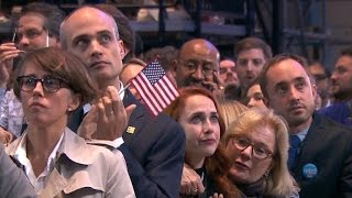 Download Why didn't Clinton concede in front of supporters Video