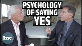 Download How to Get People to Say Yes: A Psychology Professor Explains the Science of Persuasion   Inc. Video