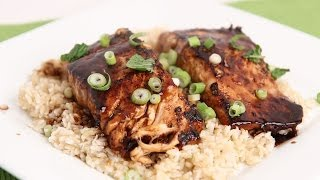 Download Teriyaki Salmon Recipe - Laura Vitale - Laura in the Kitchen Episode 711 Video