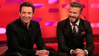 Download David Beckham's hairstyles - The Graham Norton Show: Series 16 Episode 20 - BBC One Video