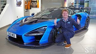 Download Driving My McLaren Senna for the FIRST TIME! Video