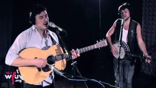 Download Mumford & Sons - ″Where Are You Now″ (Live at WFUV) Video