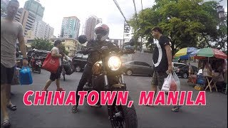 Download GakiMoto 146: China Town, Philippines : Dual Vlog Part 2 with Rappler : Ducati Scrambler Sixty2 Video