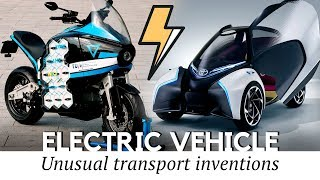 Download 10 Amazing Electric Vehicles and New Transport Inventions You Should See Video
