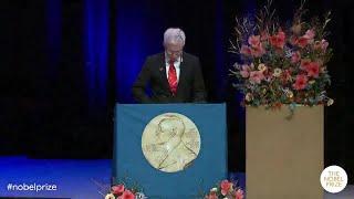 Download Nobel Lecture: Tasuku Honjo, Nobel Prize in Physiology or Medicine 2018 Video