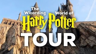 Download A Tour of the Wizarding World of Harry Potter Universal Studios Video