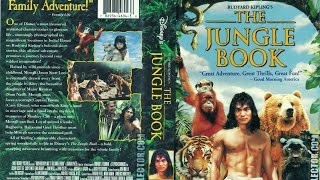 Download Opening to Rudyard Kipling's The Jungle Book 1995 VHS Video