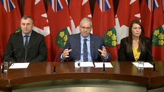 Download OPSEU corrections division slams Ford government on crisis in corrections Video