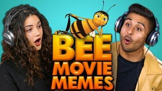 Download BEE MOVIE MEMES | COLLEGE KIDS REACT Video
