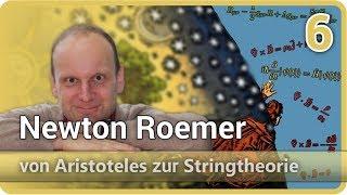 Download Newton Roemer • Flächensatz, Lichtgeschwindigkeit • Aristoteles⯈Stringtheorie (6)   Josef M. Gaßner Video