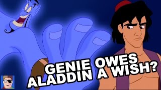 Download Aladdin Theory: Genie Owes Aladdin A Wish Video