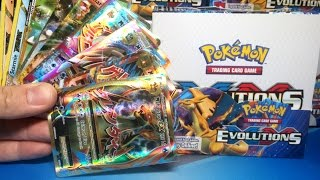Download THE BEST POKEMON EVOLUTIONS BOOSTER BOX OPENING EVER!!! POKEMON UNWRAPPED Video
