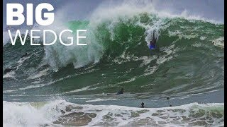 Download The Wedge - Biggest Swell of 2018 (so far) May 23 Video