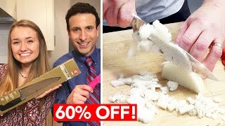 Download 60% Off BEST Chef's Knife You'll Ever Use! Video