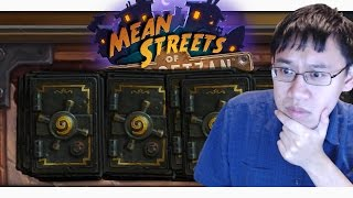 Download Hearthstone: 53 Mean Streets of Gadgetzan Pack Opening & Deck Showcase Video