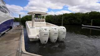 Download Boating Tips Episode 14: Docking a Multi-Engine Outboard Boat Video