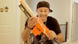 Download Nerf War: POOP GUN! Video
