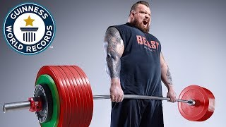 Download Eddie Hall: World's Strongest Man - Meet The Record Breakers Europe Video