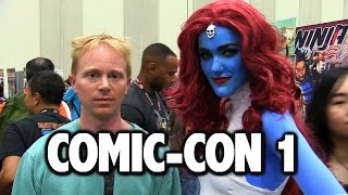 Download Joe Goes To Comic-Con 2016 (Part 1) Video