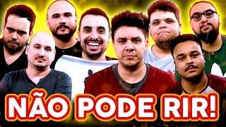 Download NÃO PODE RIR! com Oscar Filho, Gui Preto, Victor Ahmar e Tiago Carvalho Video