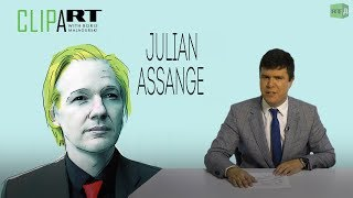 Download The Fate of Julian Assange: Clipart with Boris Malagurski Video