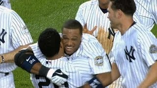 Download CWS@NYY: Cano's homer gives Yankees the walk-off win Video