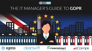 Download EU GDPR Webinar: The IT Manager's guide to GDPR - Getting your department up to speed and ready Video