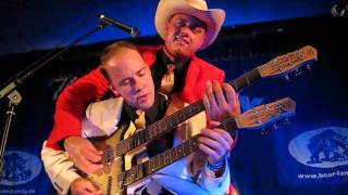 Download Deke Dickerson Rockabilly Rave 16 Muleskinner Blues ACROBATIC GUITARS Video