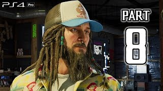 Download Watch Dogs 2 Walkthrough PART 8 (PS4) No Commentary Gameplay @ 1080p HD ✔ Video
