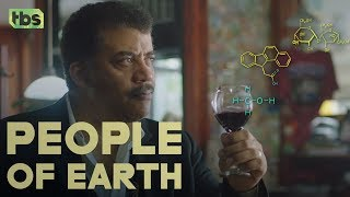 Download People of Earth: What is Neil deGrasse Tyson Thinking - Wine | TBS Video