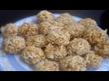 Download Murmura Laddu | Puffed Rice Balls Video