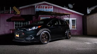 Download Widebody Ford Fiesta ST Review Video