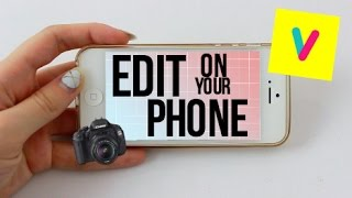 Download How To Edit Videos On Your Phone Video