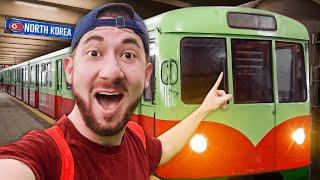 Download North Korea's Metro is UNBELIEVABLE Video