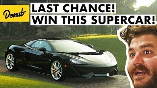 Download Last Chance to Win a Supercar! | Donut Media Video