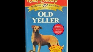 Download Opening To Old Yeller 1997 VHS Video