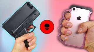 Download 5 Most Dangerous iPhone Cases Ever! (Some Illegal) Video