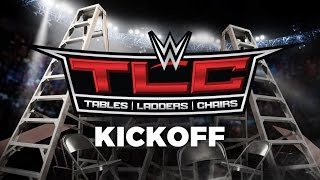 Download WWE TLC: Tables, Ladders and Chairs Kickoff: Dec. 4, 2016 Video