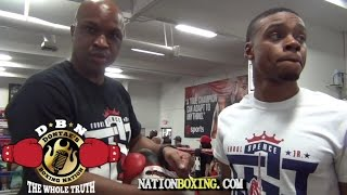 Download ERROL SPENCE TRAINER REVEALS WHY BROOK IS THE ″SPECIAL″ ONE Video